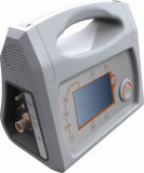 Preço portátil da máquina do ventilador do equipamento médico de PA-100d