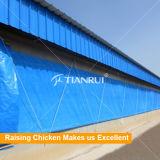 La volaille automatique renferment la garniture de refroidissement pour le poulet
