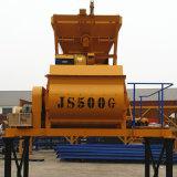 De Concrete Verplichte Concrete Mixer van uitstekende kwaliteit van de Machine Js500