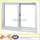 Vendita calda che fa scorrere la finestra di alluminio di UPVC