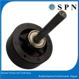 ステッピングモータ用永久磁石フェライトインジェクションマグネット