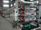 Ligne machine décorative d'extrusion de feuille de décoration de PVC de panneaux de mur