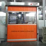 Товары Китая продают обычную автоматическую высокоскоростную дверь оптом завальцовки