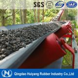 Correia transportadora de borracha resistente de óleo mineral