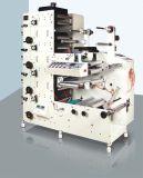 Maquinaria de impressão giratória do papel de etiqueta do preço da cor de Rtry-520d 4