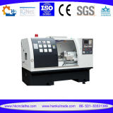 Metal Turning를 위한 CNC Flat Bed Lathe Cknc6180 Big Swing