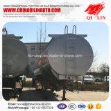 3 de Semi Aanhangwagen van de Tanker van assen voor het Vervoer van het Hydroxyde van het Ammonium