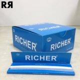 Het rijkere Bruine Rolling Document van de Sigaret van de Tabak 14GSM met Filters