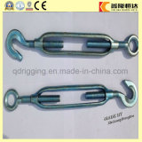 Us Type Construction Jaw and Jaw Wire Rope Turnbuckle