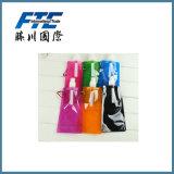 Бутылки воды оптового логоса промотирования дешевого изготовленный на заказ складные