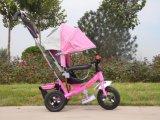 Form-bestes Verkaufs-Kind-Stoß Trike Kind-Dreirad (OKM-732)