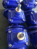 Do assento macio de borracha Ductile do ferro de DIN3202 F4 válvula de porta resiliente Dn40-1200