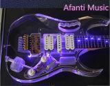 Afanti 음악/아크릴 일렉트릭 기타 (AAG-022)