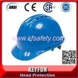 Ce En397 / ANSI Z89.1 Cascos duros HDPE & ABS / Casco de seguridad