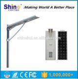 60W al aire libre de LED Sensor de movimiento solar Street Road Light