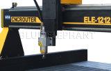 DIY CNC-Holzbearbeitung-Maschine 1212, CNC-hölzerner Scherblock, Kurbelgehäuse-Belüftung bearbeitet Türen und Windows maschinell