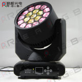 Lumière principale mobile d'étape de faisceau chaud de la vente 19X12W 18CH Hawkeye