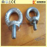 Boulons d'oeil de levage normaux d'acier inoxydable DIN de fournisseur de la Chine