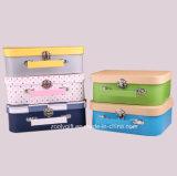 마분지 저장 상자 장난감 여행 가방 수송용 포장 상자를 인쇄하는 질 디자인