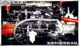 bois de charge de la chenille 8ton/machine de canne à sucre/en métal