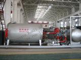 Der verpackte Heißöl-Dampfkessel mit Öl/Gasbrenner