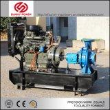 bomba de agua diesel de 76HP 8inch para la ISO de la irrigación aprobada
