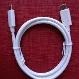 USB3.1 el tipo cable coaxial de C 10gbps contiene E-MARK IC L: 970m m