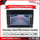 Lecteur DVD d'automobile de l'androïde 5.1 pour Prosche Cayman/911/977/Boxter GPS Navigatior avec la connexion Hualingan de WiFi