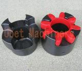 Acoplador curvado de acero de la quijada del arrabio de Ktr Alluminum (KTR Rotex)
