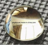 (Safira, silicone fundido, bk7) meia lente ótica da esfera