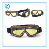 400 lunettes UV de vélo de saleté de lunetterie d'épreuve de vent d'ordonnance