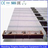 Plataforma suspensa de alta qualidade com janela de construção Gôndola de limpeza