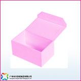 Коробка дешевых изготовленный на заказ ювелирных изделий картона бумажная упаковывая