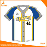 Baseball Wear Any Logo Hommes personnalisés Softball Baseball Jersey Uniform Shirts