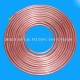 18m lang 6.35X0.91mm Abkühlung-flexibles kupfernes Rohr