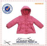 Куртка краткости зимы малышей поддельный