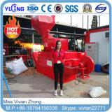 Poêle de boulette de biomasse de la Chine pour la chaudière 7t