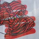 Стикер винила зрения изготовленный на заказ Perforated стикера окна винила односторонний