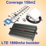 De het volledige Signaal Cellphone van Lte 4G 1800MHz van de Telecommunicatie van de Repeater van het Signaal van de Staaf Mobiele Dubbele en Spanningsverhoger van het Netwerk