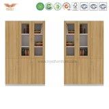 Шкаф хранения офисной мебели деревянный (H90-0681)