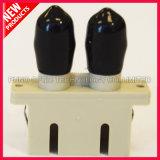 5dB ST UPC Adaptateur à fibre optique en métal à un seul mode UPC