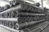 Polyester enduit Geogrid de PVC pour le renfort de génie civil