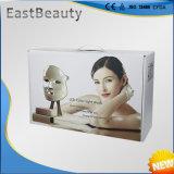 La máscara 3 de la alta calidad LED del producto de cuidado de piel colorea retiro del acné de 6 de los colores pescadillas de la piel