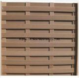 耐久の木製のプラスチック合成の塀