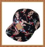 女の子の帽子の方法余暇の帽子の上のPin