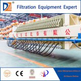 Abwasserbehandlung-Membranen-Filterpresse 2017