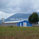 Direct van uitstekende kwaliteit van Landbouwbedrijf van de Kip van de Structuur van het Staal van de Fabriek het Grote