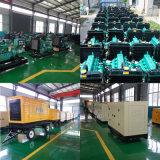 gruppo elettrogeno elettrico di potenza di motore diesel di 75kw 93kVA Cina