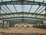 Sezione di H facile installare il gruppo di lavoro prefabbricato della struttura d'acciaio