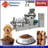 Planta de la producción alimentaria de la comida para gatos/del perro que hace la máquina